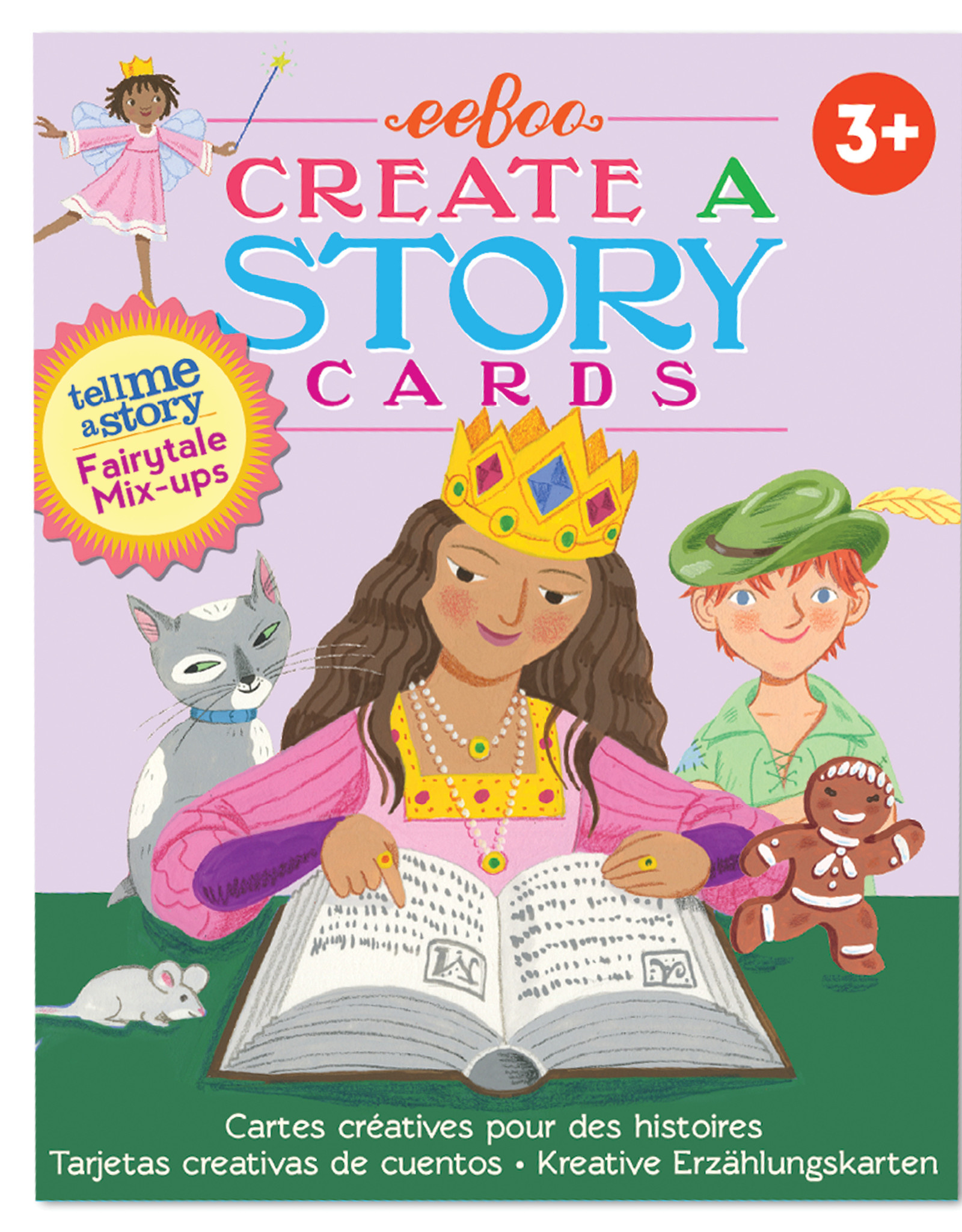 Create A Story Fairytale Mix Ups