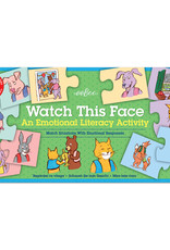 Eeboo Watch This Face:  An Emotional Literacy Activity