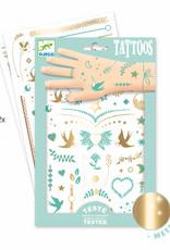 Djeco Tattoos Lily's Jewels