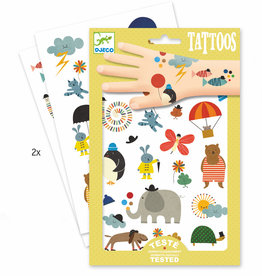 Djeco Tattoos Pretty Little Things