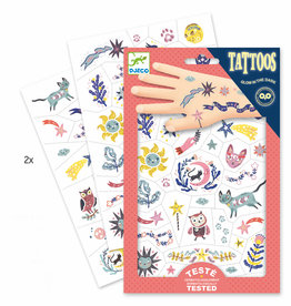 Djeco Tattoos Sweet Dreams