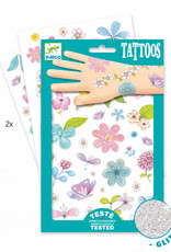 Djeco Tattoos Fair Flowers Of the Fields