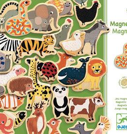 Djeco Wooden Magnetics Magnimo