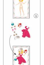 Djeco Petit Gifts - Stickers Massive Fashion