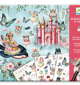 Djeco Petit Gifts - Transfers In Fairyland