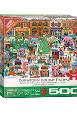 EuroGraphics 500pc Downtown Holiday Festival