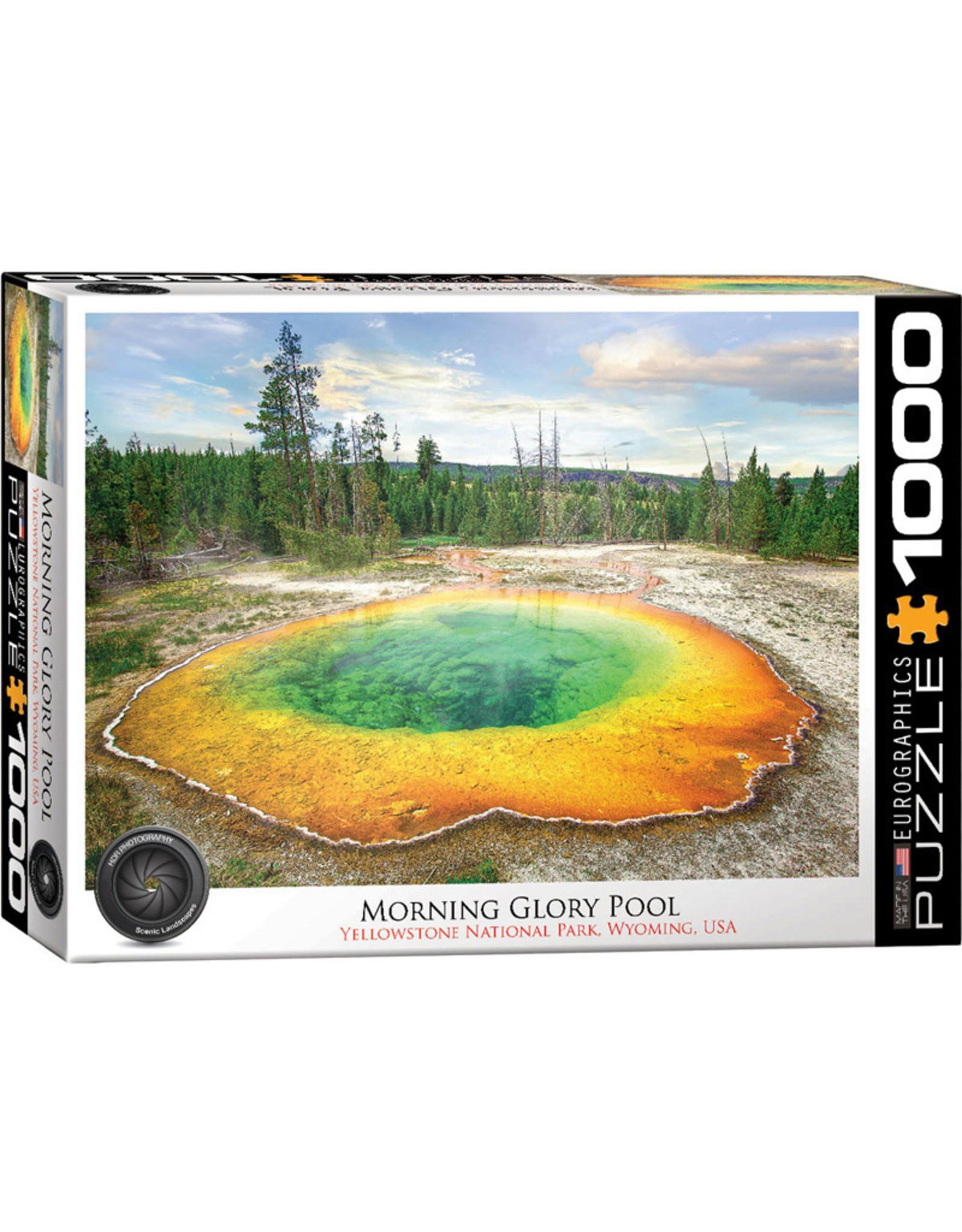 EuroGraphics 1000pc Morning Glory Pool
