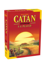 Asmodee Catan 5/6 Player Extension