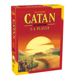 Catan 5/6 Player Extension