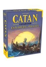 Asmodee Catan Explorers & Pirates Expansion