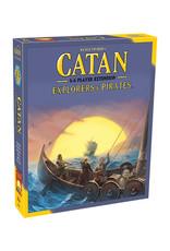 Asmodee Catan Explorers & Pirates 5/6 Extension