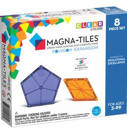 Magna-Tiles Magnatiles Polygons 8Piece Expansion