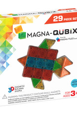 Magna-Tiles Magna Qubix 29 Piece Set