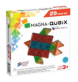 Magna-Tiles Magna Qubix 29 Piece Set