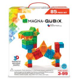 Magna-Tiles Magna- Qubix 85 Piece