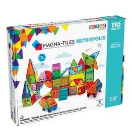 Magna-Tiles Magna Tiles Metropolis 110 piece Set