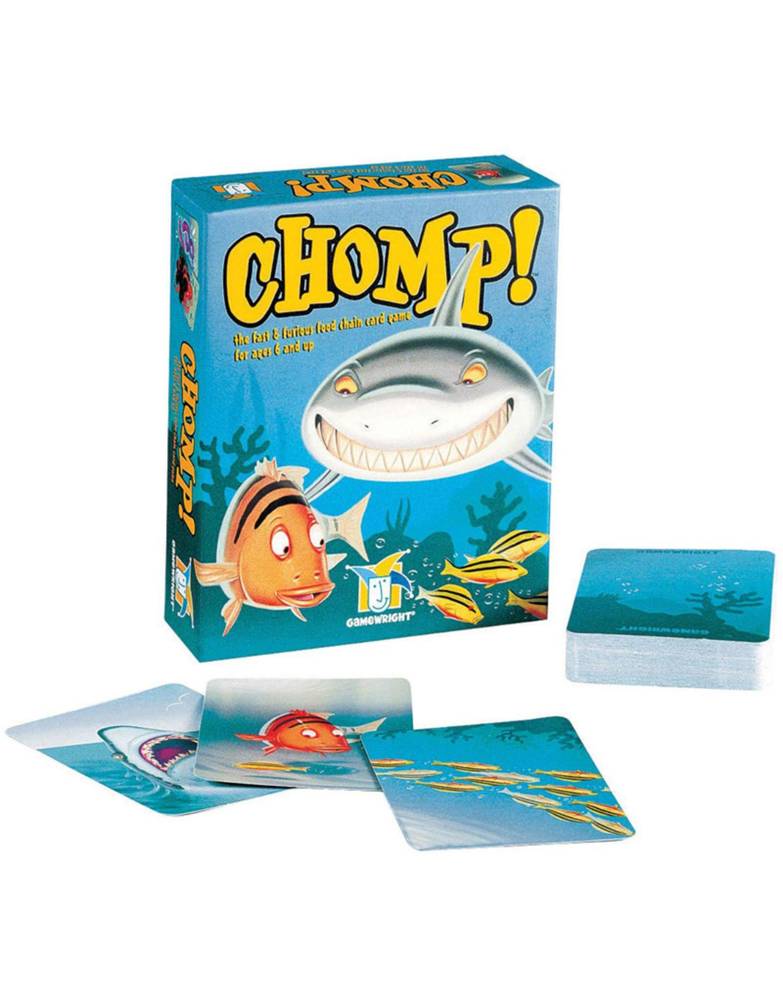 Gamewright CHOMP