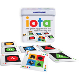 Gamewright Iota Tin