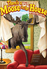 Gamewright MOOSE IN THE HOUSE