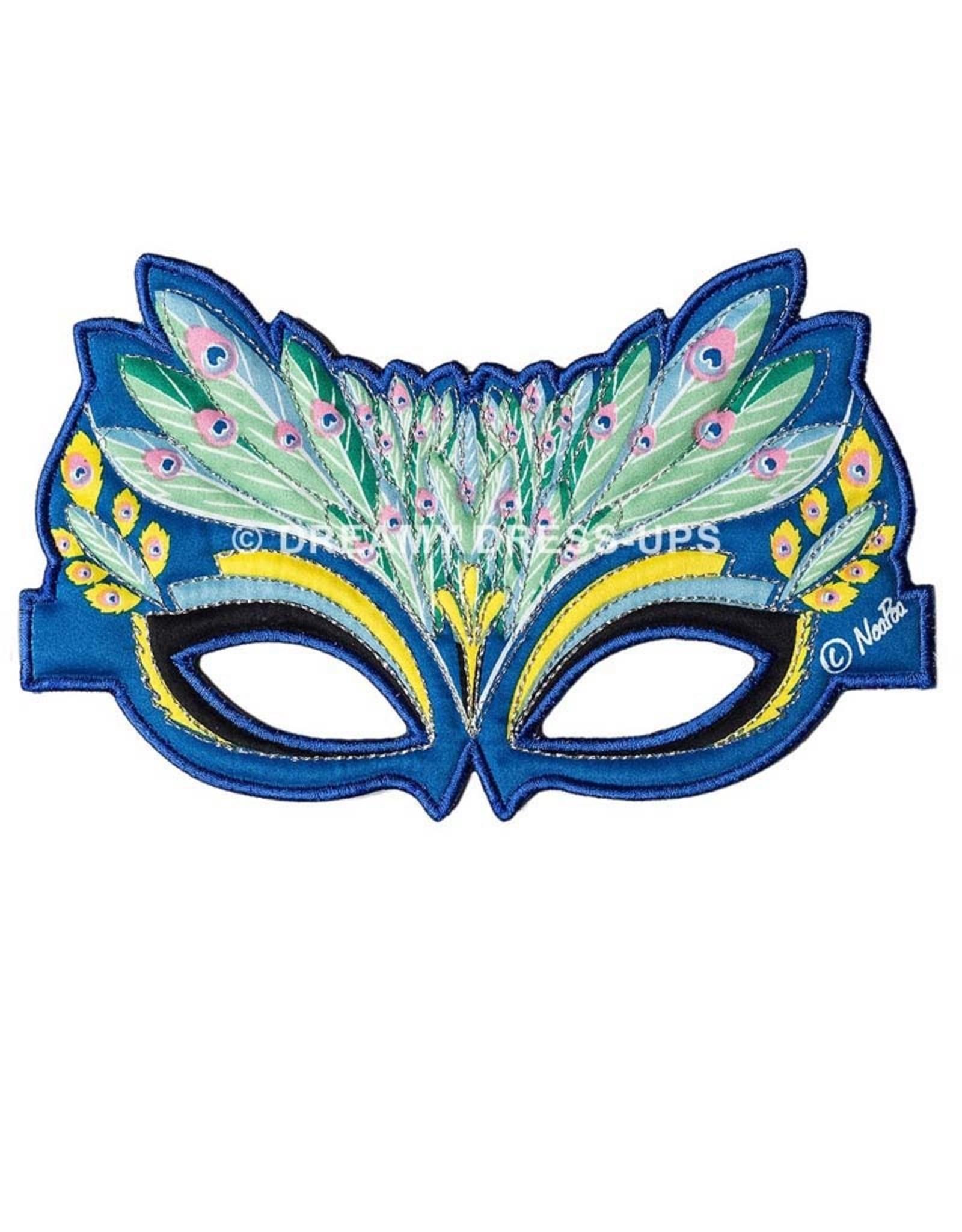 Douglas Peacock Mask