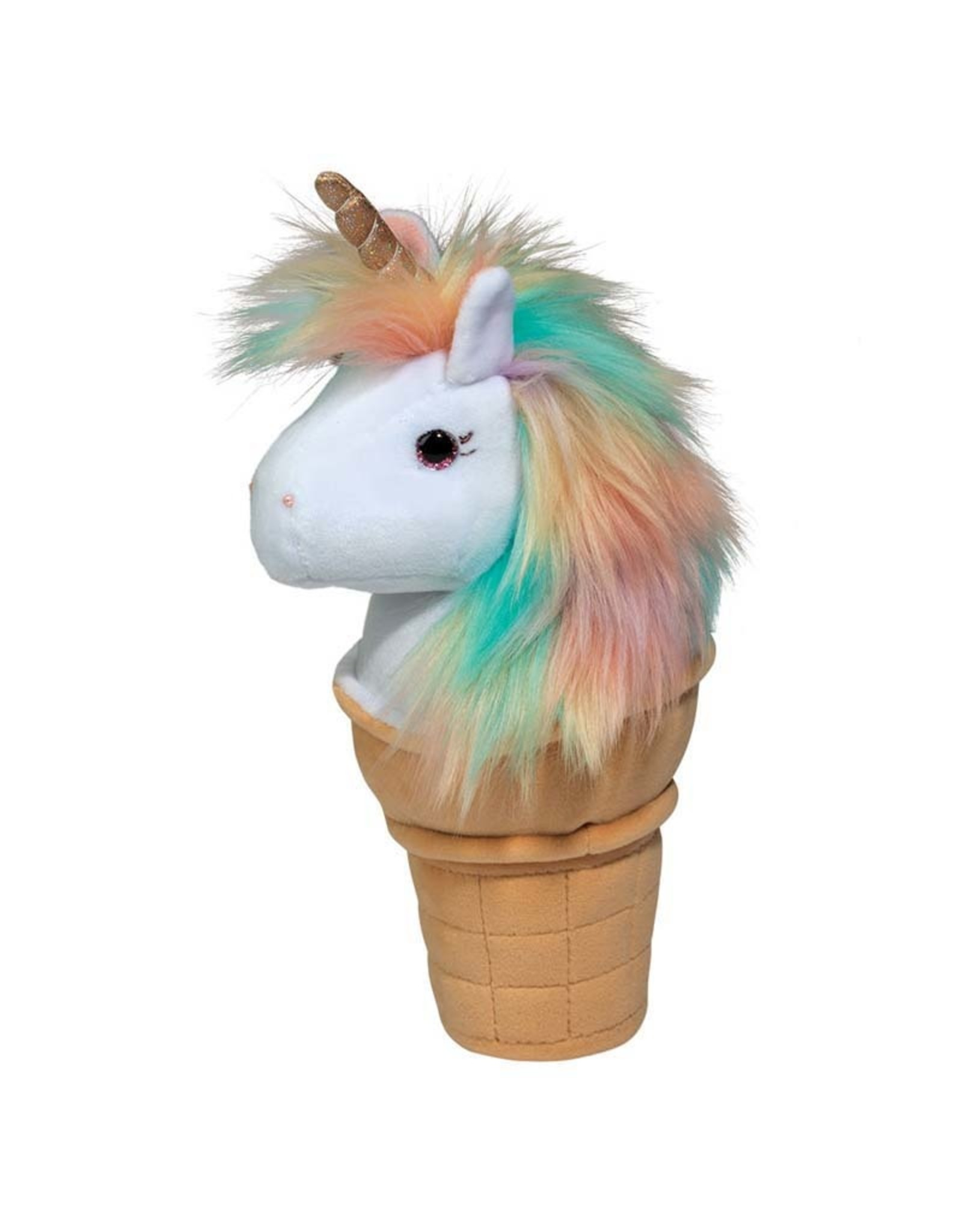 Douglas Unicorn Ice Cream Cone Macaroon