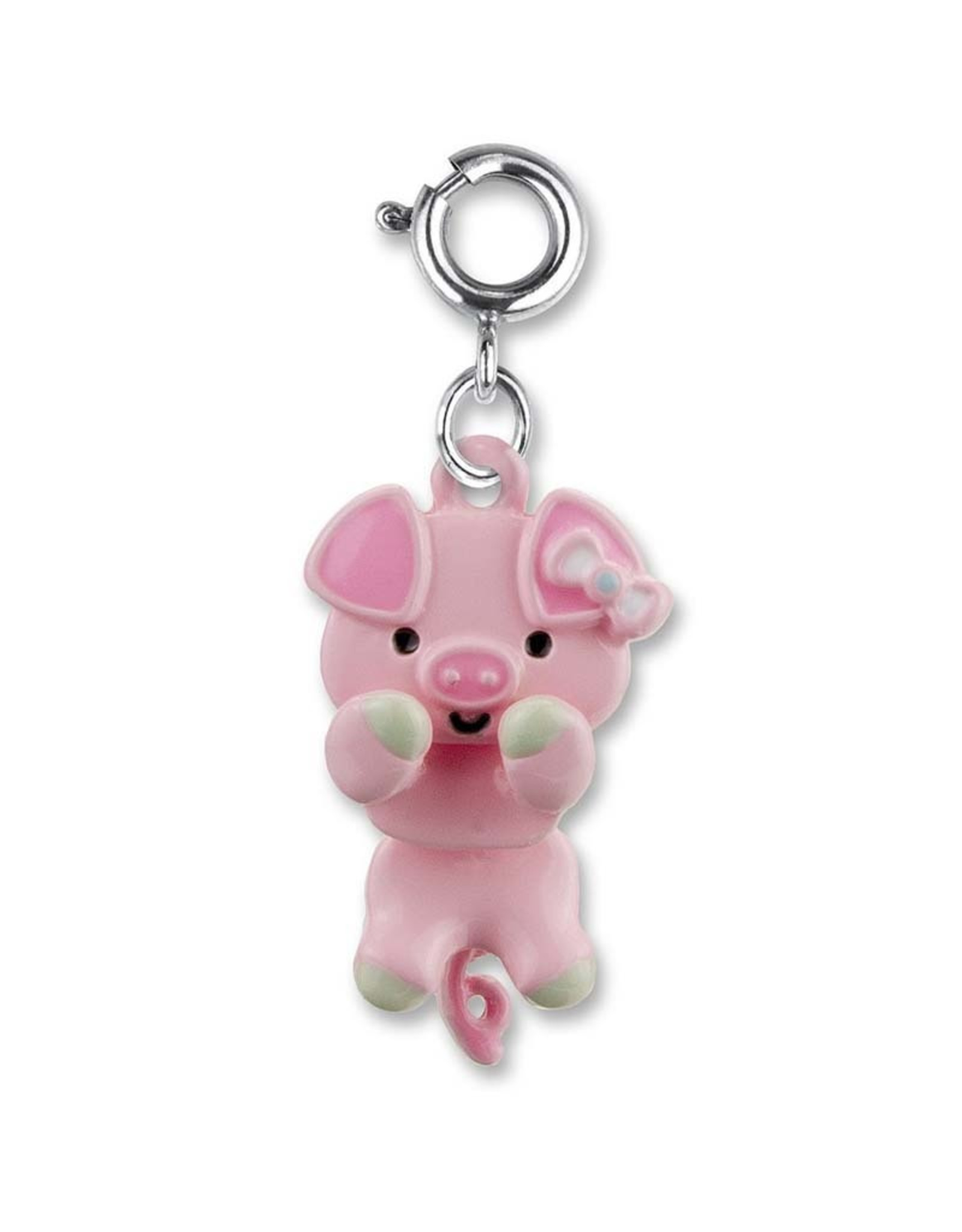 Charm It! Charm It! Swivel Pig Charm