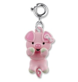 Charm It! Charm It! Swivel Pig Charm