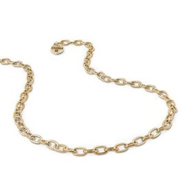Charm It! Charm It! Gold Chain Necklace