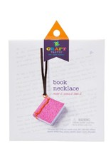 Ann Williams Craft Tastic Book Necklace