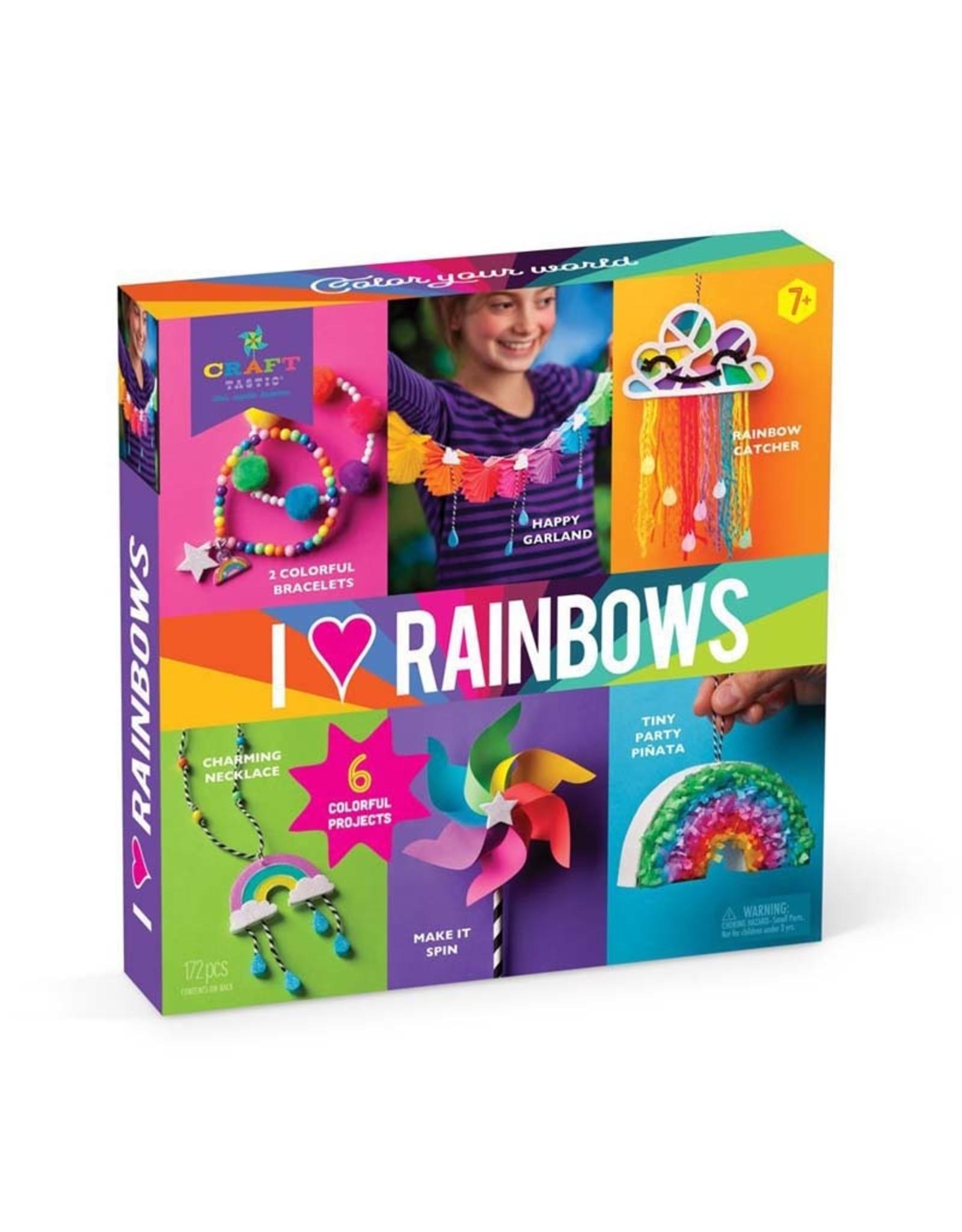 Ann Williams Craft-tastic I Love Rainbows