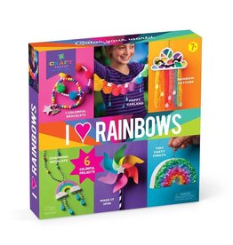 Ann Williams Craft-tastic I Love Rainbows