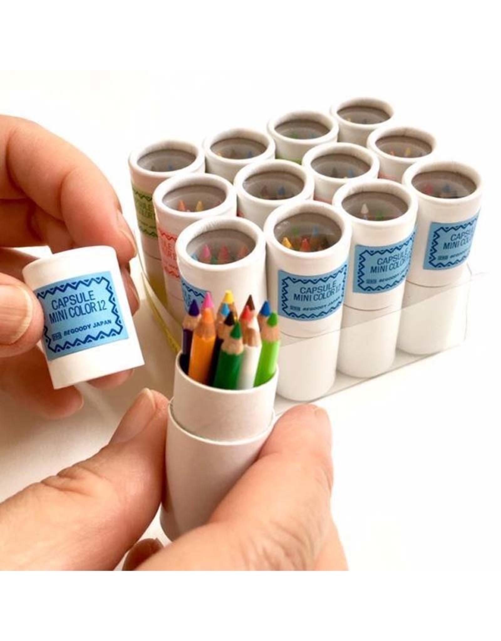 BC Office Asst Mini pencils in tube