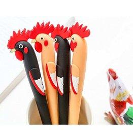 BC Office Chicken Gel Pen