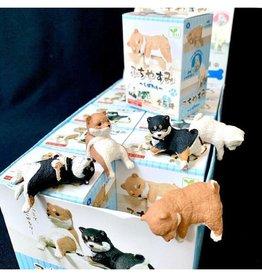 BC Office Shiba Inu Dog Figurines