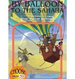 ChooseCo CYOA#186 By Balloon to the Sahara