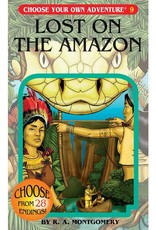 ChooseCo CYOA #9 Lost on the Amazon