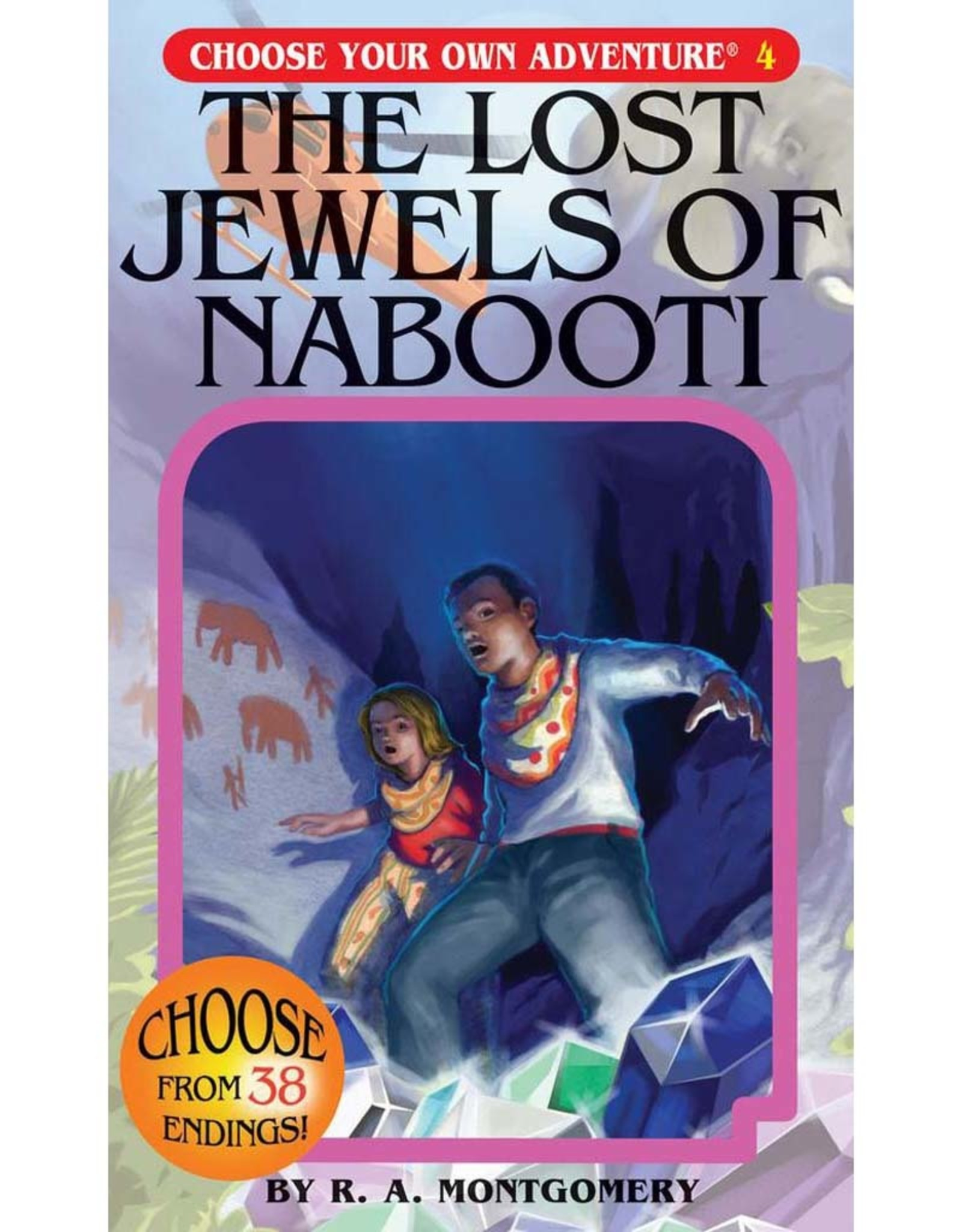 ChooseCo CYOA #4 The Lost Jewels of Nabooti