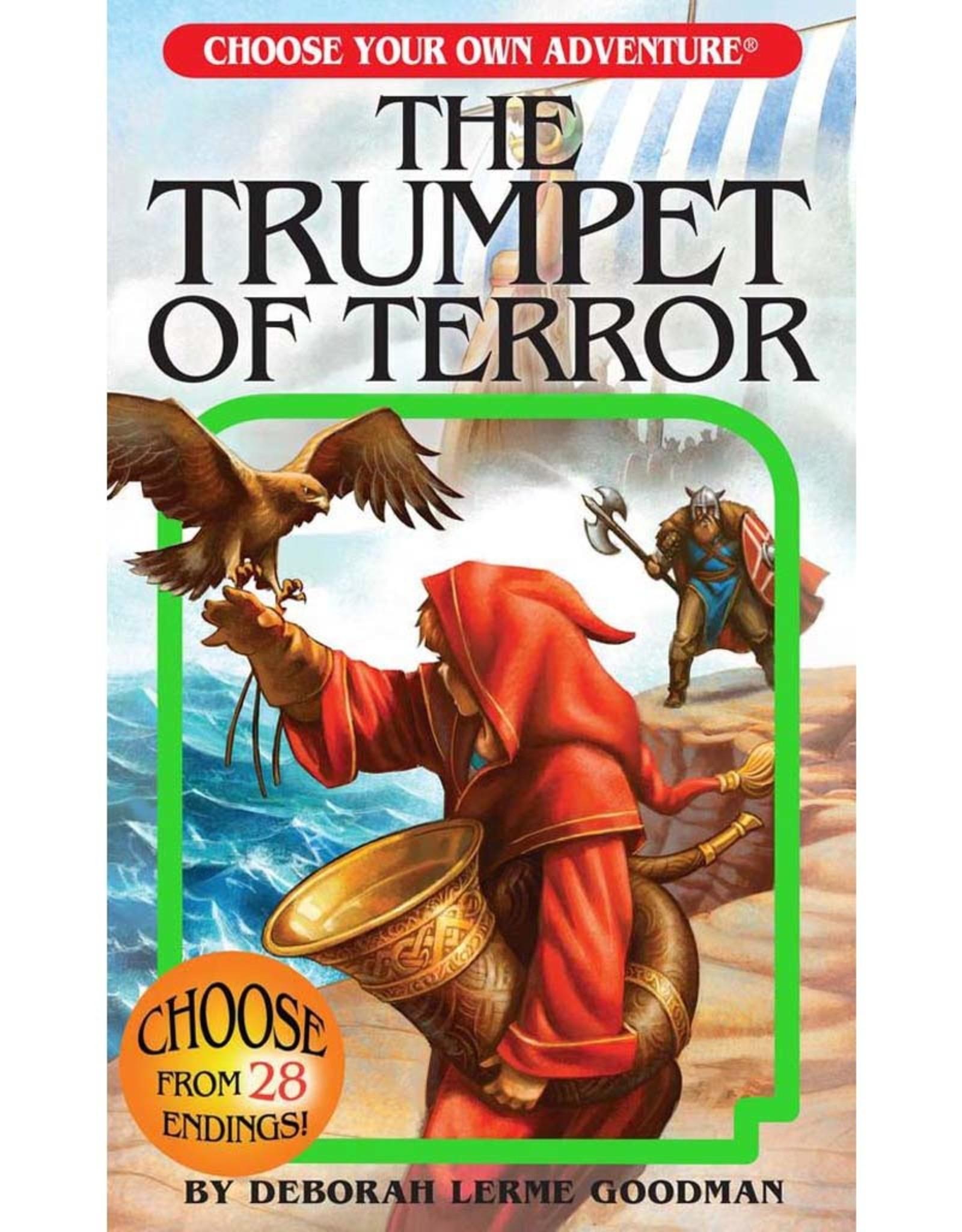 ChooseCo CYOA#189 The Trumpet of Terror