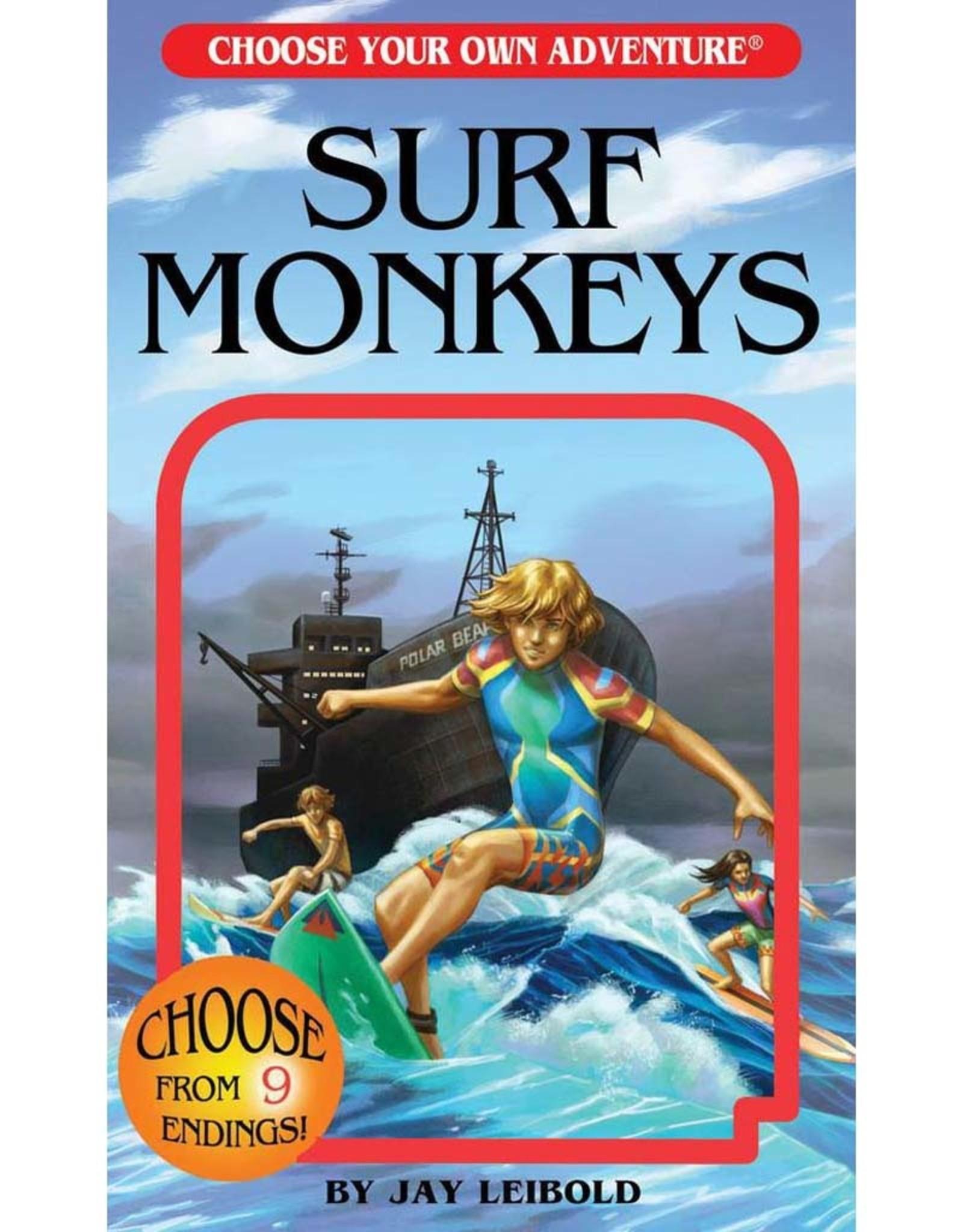 ChooseCo CYOA#187 Surf Monkeys