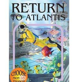 ChooseCo CYOA #18 Return to Atlantis