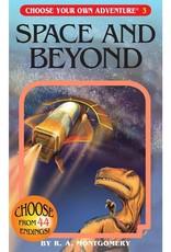 ChooseCo CYOA #3 Space & Beyond