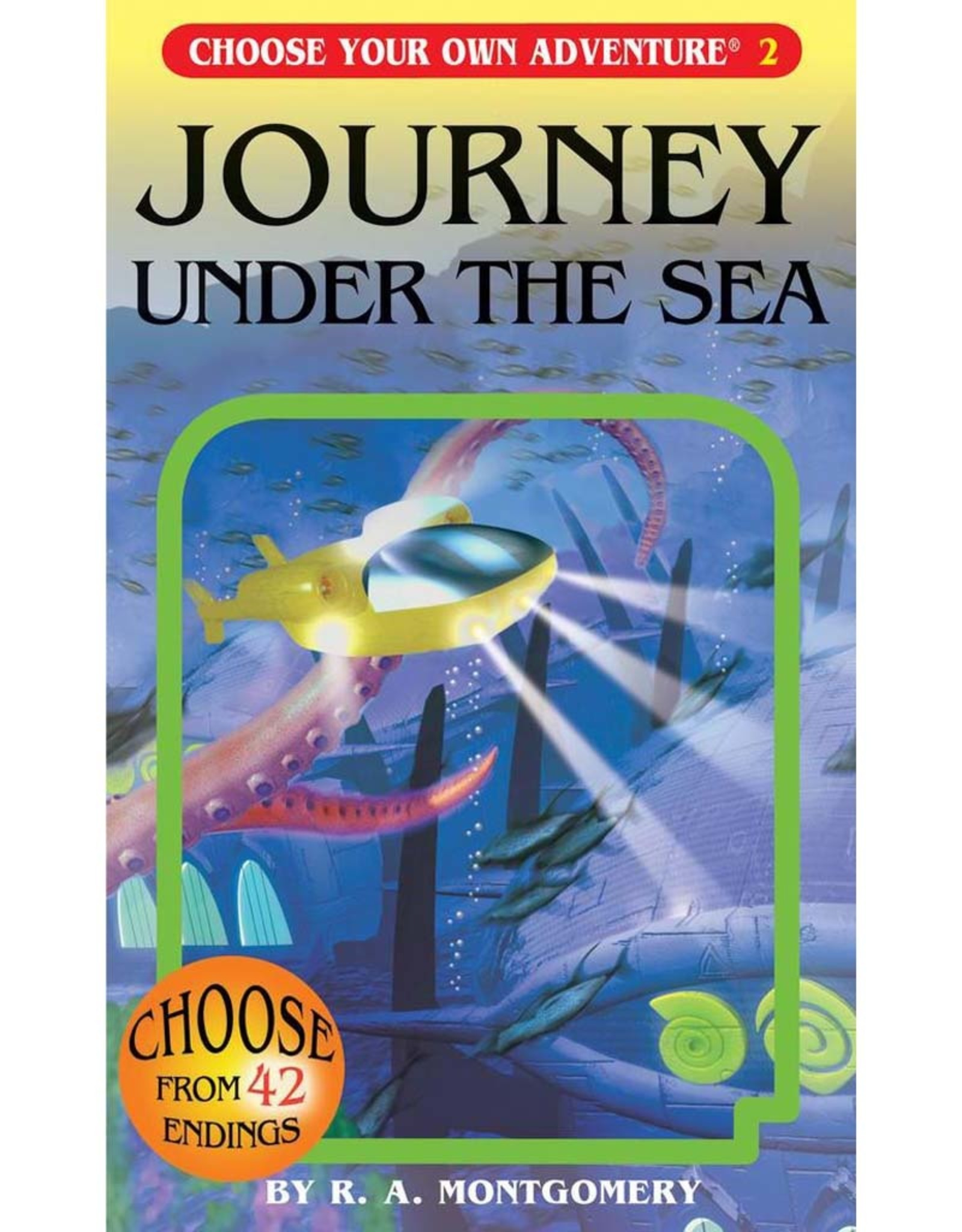 ChooseCo CYOA #2 Journey Under The Sea