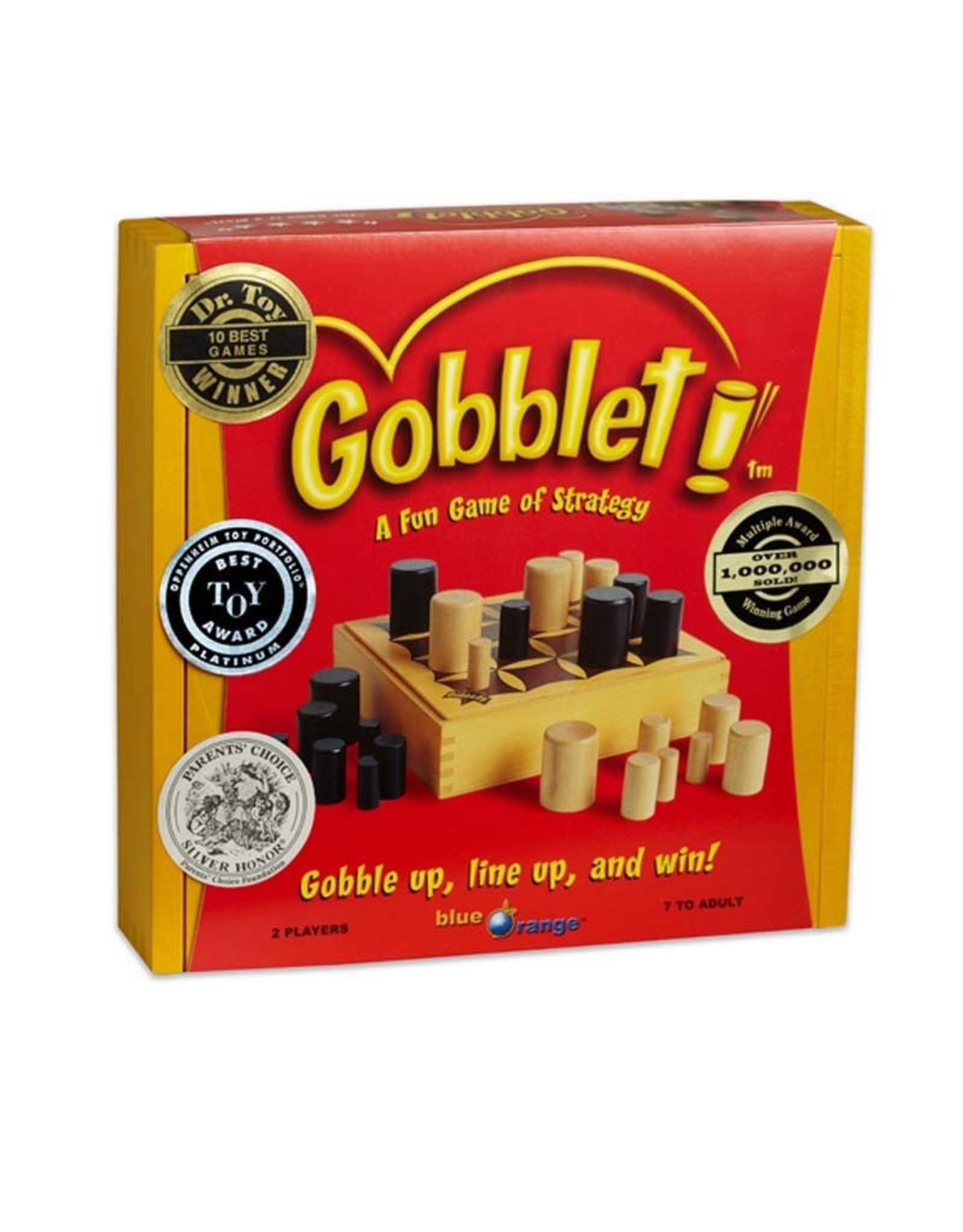Blue Orange Games ! GOBBLET