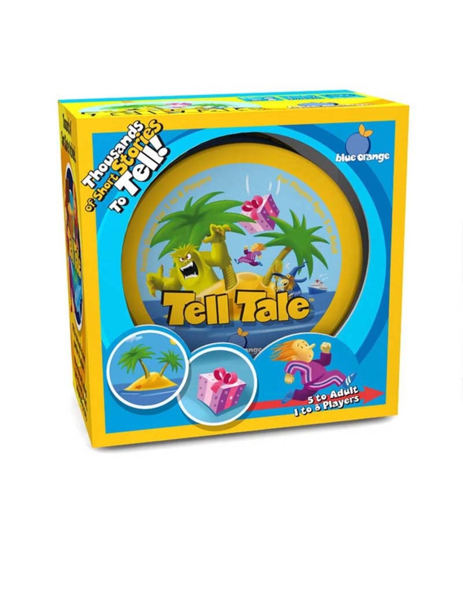 Blue Orange Games ##Tell Tale