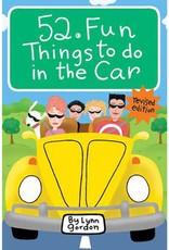 52 Series: Fun Things in Car, rev