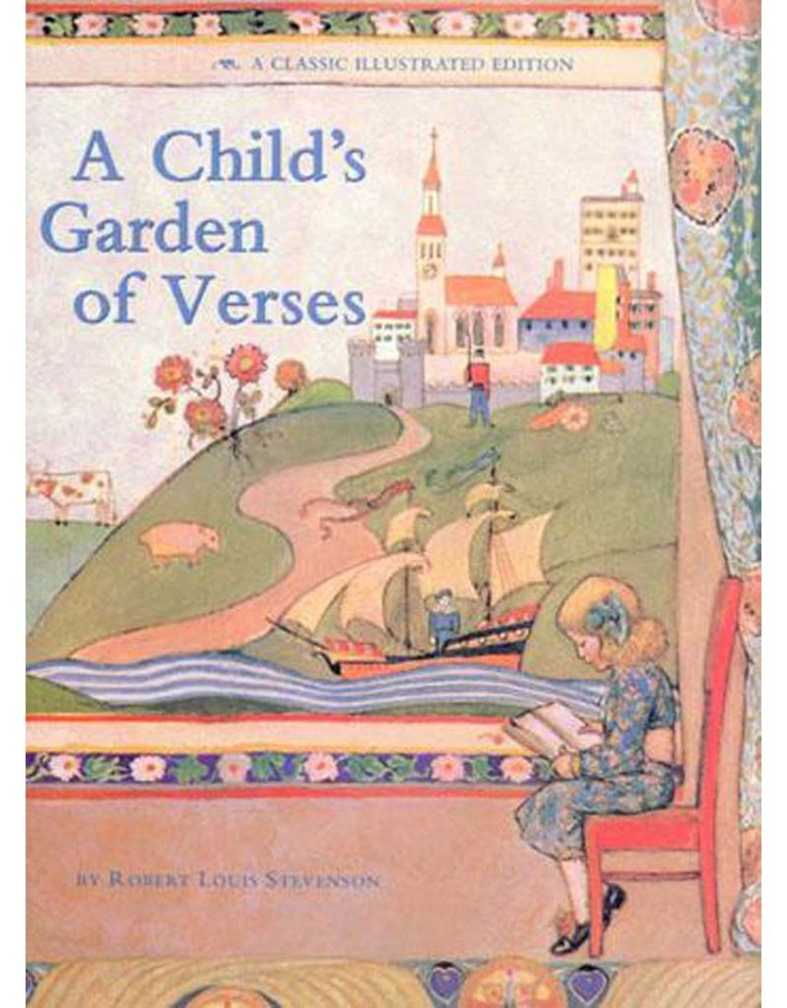 Child's Garden of Verses  hc