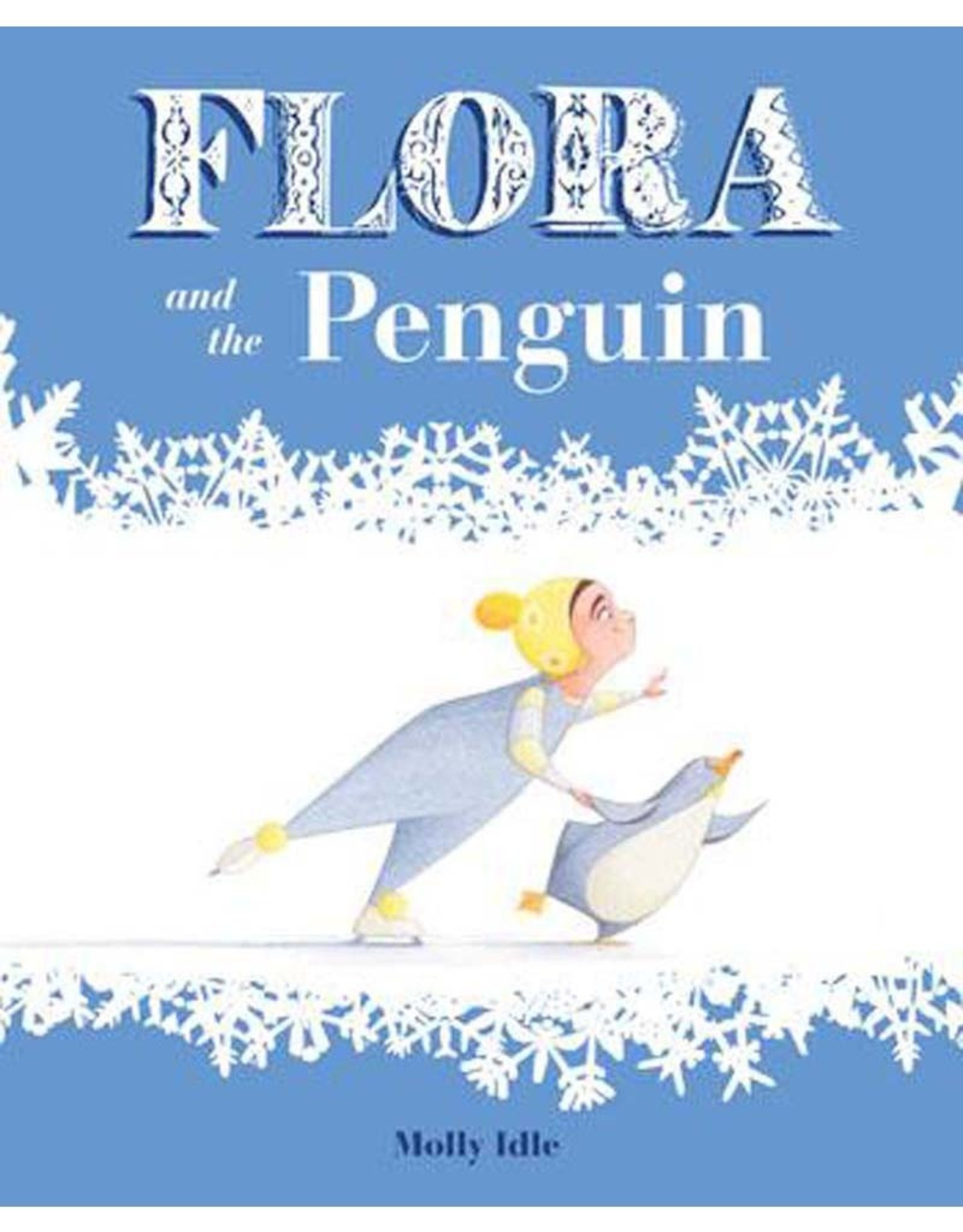 ##Flora And the Penguin