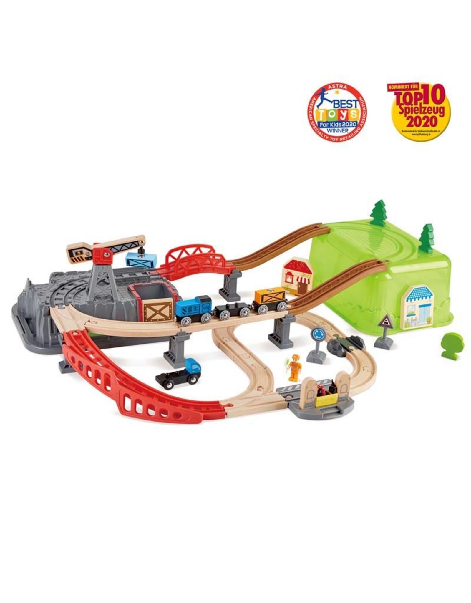 Hape Railway Bucket Builder