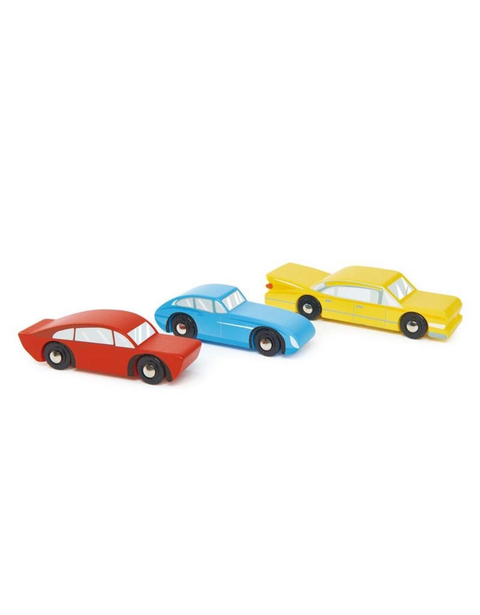Tender Leaf Retro Cars