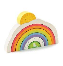 Tender Leaf Tunnel Rainbow